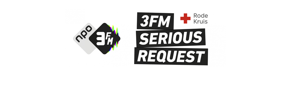 3FM Serious Request: Never Walk Alone van start gegaan