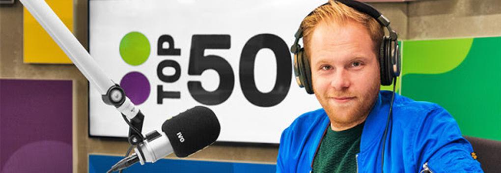 Top 40 dit jaar nog op FM bij Radio 538