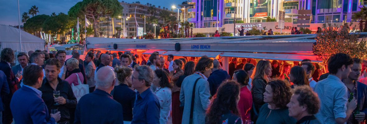 Holland Beach Party in beeld