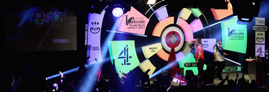 Eurosport koopt rechten World Professional Darts Championship