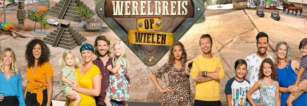 SBS6 komt met Wereldreis op Wielen