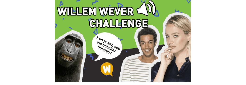 Willem Wever lanceert spraakgestuurde Challenge