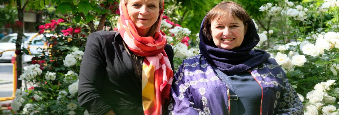 Floortje Dessing krijgt exclusieve toegang tot Nederlandse ambassades