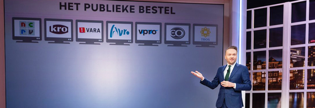 Lubach pleit voor hervorming publieke bestel