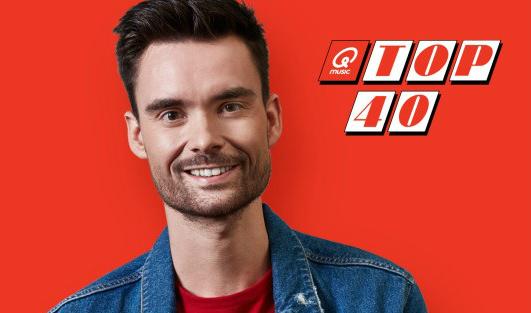 Domien Verschuuren presenteert Top 40