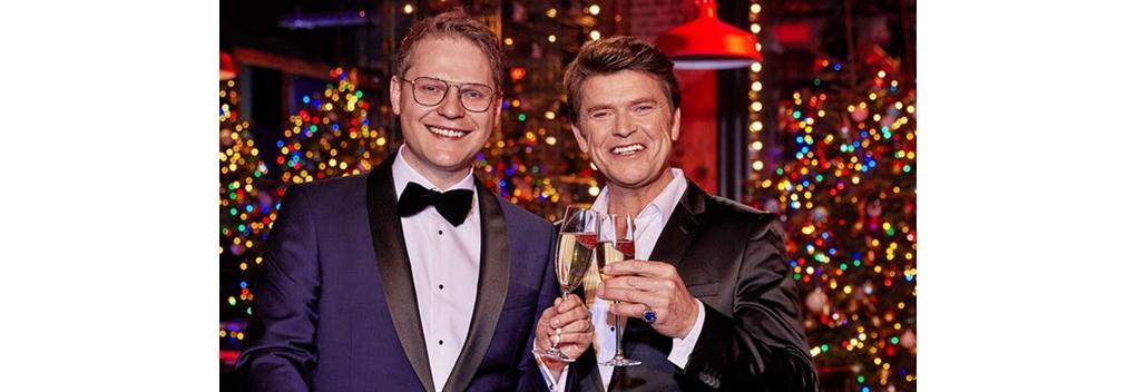 Van Erven Dorens en Ikink in RTL 4-oudejaarsshow Fout & Nieuw