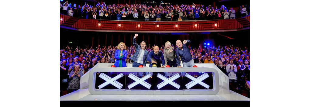 Tiende seizoen Holland's Got Talent start 5 januari