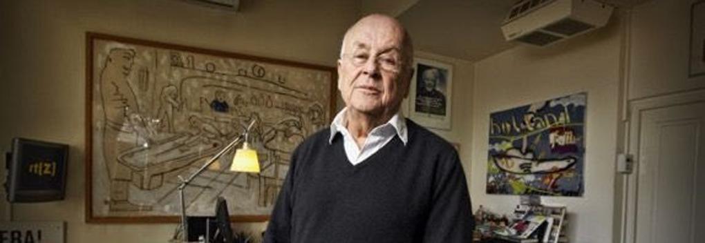 Willem van Kooten ontvangt Marconi Oeuvre Award