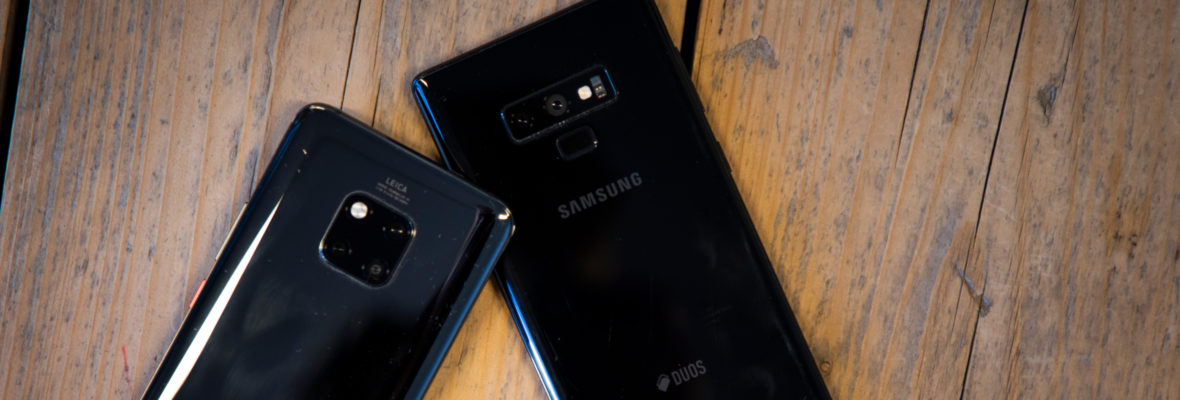 CAMERATEST: Samsung Galaxy Note 9 vs. Huawei Mate 20 Pro