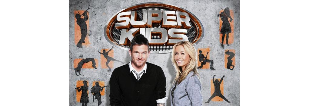 Superkids keert terug op televisie