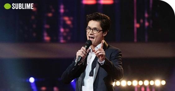 The Voice-winnaar met eigen programma op Sublime
