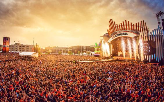 10.000 bezoekers welkom bij 538 Oranjedag