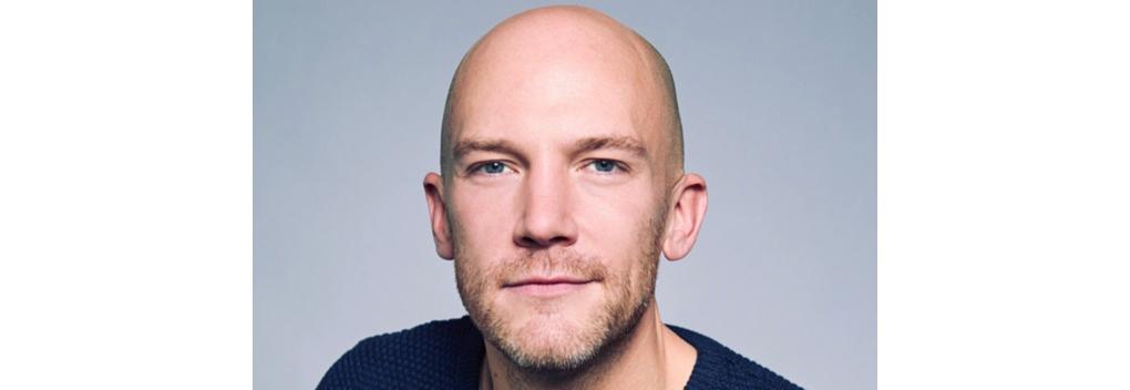 Bastiaan van Dalen (Veronica) in De Perstribune van MAX