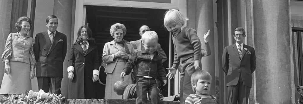 Speciale uitzending van Nederland op film over Koninginnedag