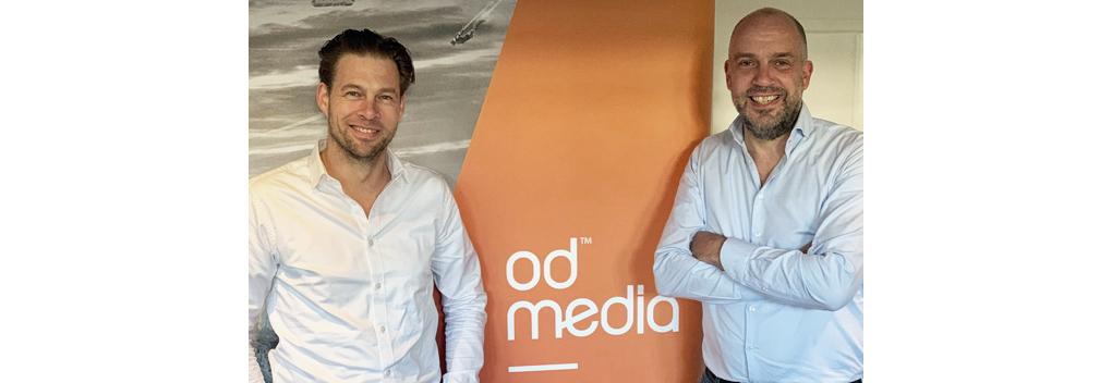 William Linders wordt partner en CCO bij ODMedia Group