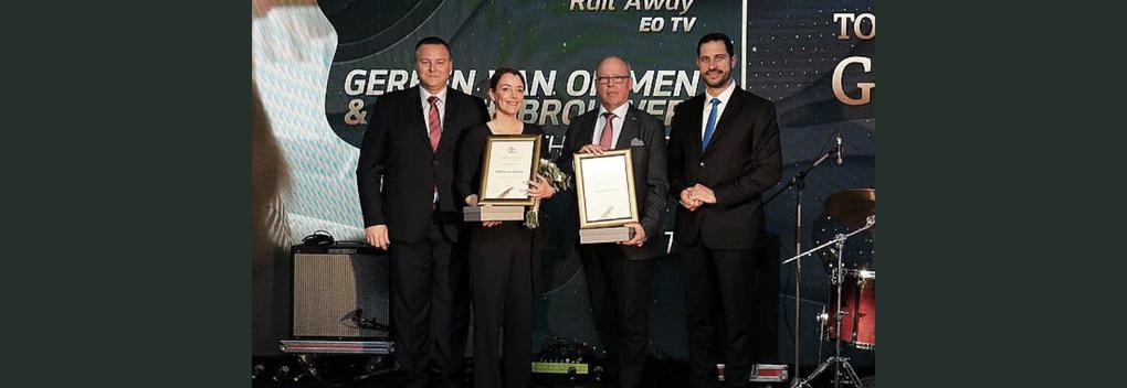 Rail Away wint Golden Pen in Kroatië