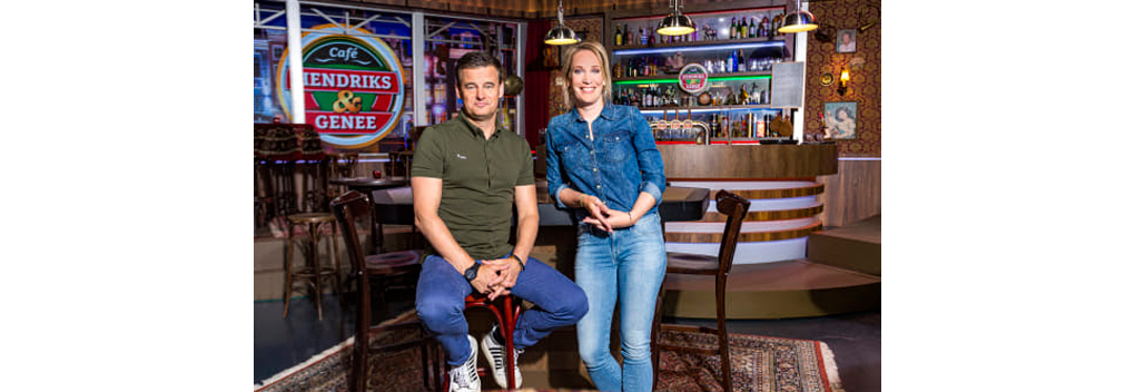 Talkshow Café Hendriks & Genee krijgt vervolg