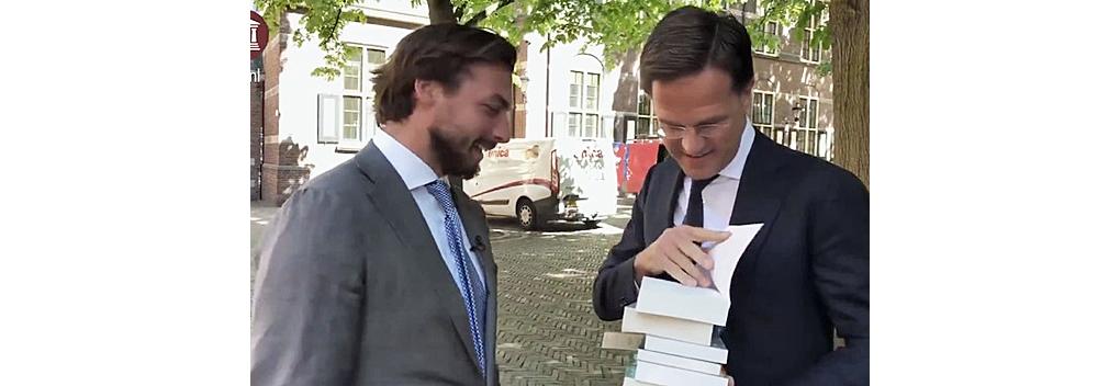 Rutte en Baudet woensdag in debat bij Pauw