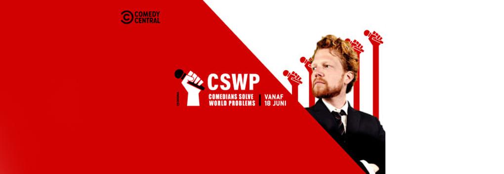 Comedy Central lanceert nieuwe Nederlandse YouTube-serie