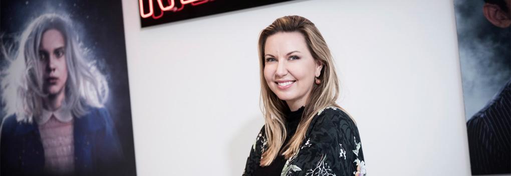"""Lina Brouneus (Netflix): """"We blijven investeren in de Nederlandse markt"""""""