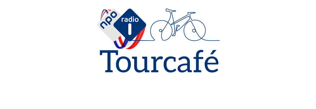 Beleef de Tour de France live in het NPO Radio 1 Tourcafé