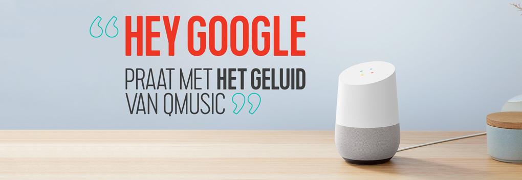 Radiospel Het Geluid te spelen met Google Assistent