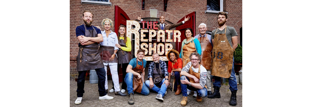 The Repair Shop vanaf 2 september bij RTL 4