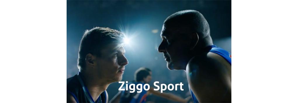 Max Verstappen en Ruud Gullit in campagne Ziggo Sport