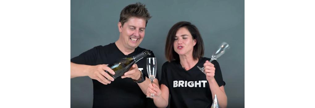 Bright heeft 100.000 abonnees op YouTube