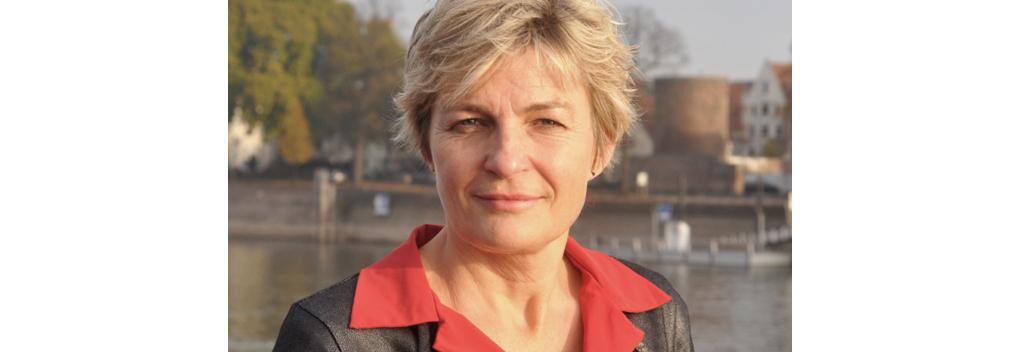 Laetitia van der Lans hoofd levensbeschouwing KRO-NCRV