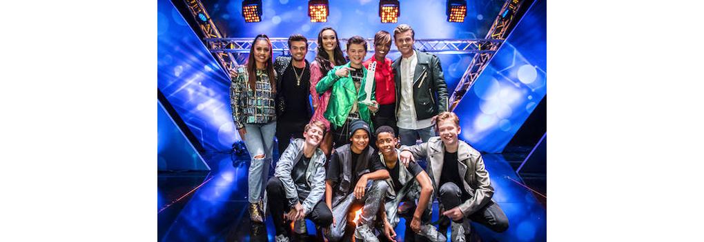 Matheu vertegenwoordigt Nederland op Junior Eurovisie Songfestival