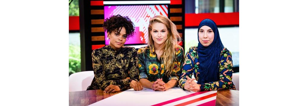 Drie BNNVARA-talenten presenteren Na het Nieuws