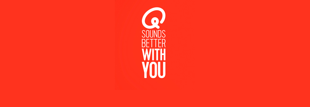 Qmusic heeft nieuwe slogan