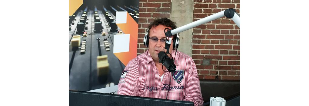 Speciale programmering New Business Radio tijdens Dutch Media Week