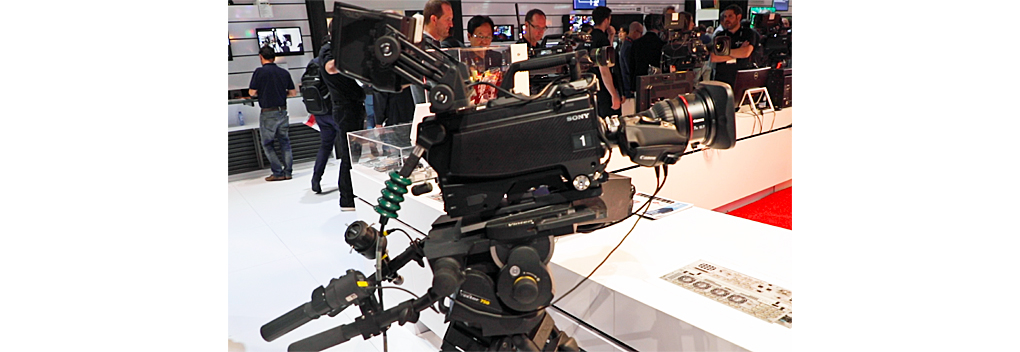 IBC 2019: paradepaardjes Sony