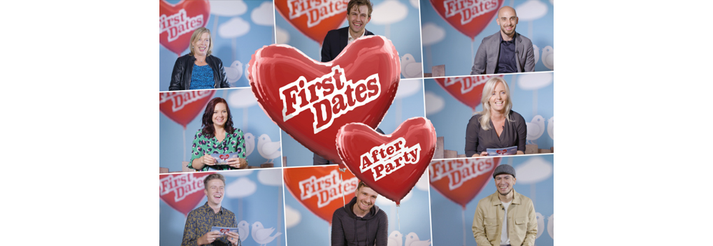 YouTube-serie First Dates: The Afterparty over liefde, daten en seks
