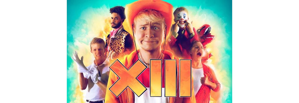 Jeroen Pauw speelt rol in film XIII van YouTuber Kalvijn