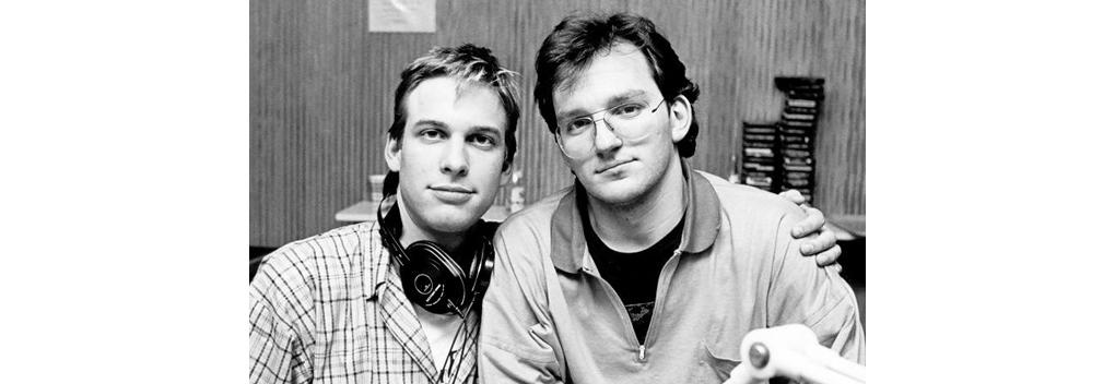 Curry & Van Inkel lanceren podcastserie