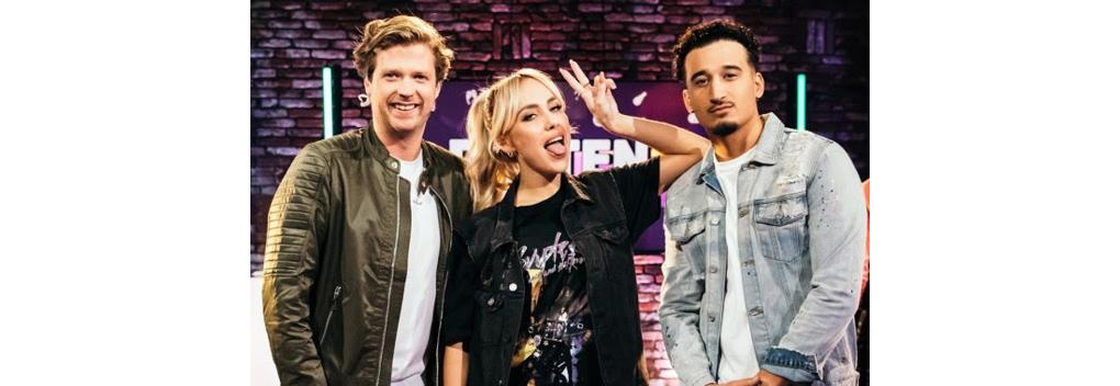 Tweede seizoen Platenbazen op TV 538 en YouTube