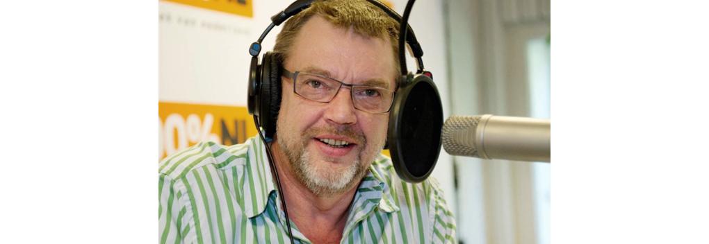 Henk Westbroek vertrekt bij regionale omroep RTV Utrecht