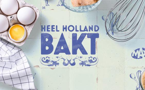 Heel Holland Bakt Nog Een Keer in september op NPO 1