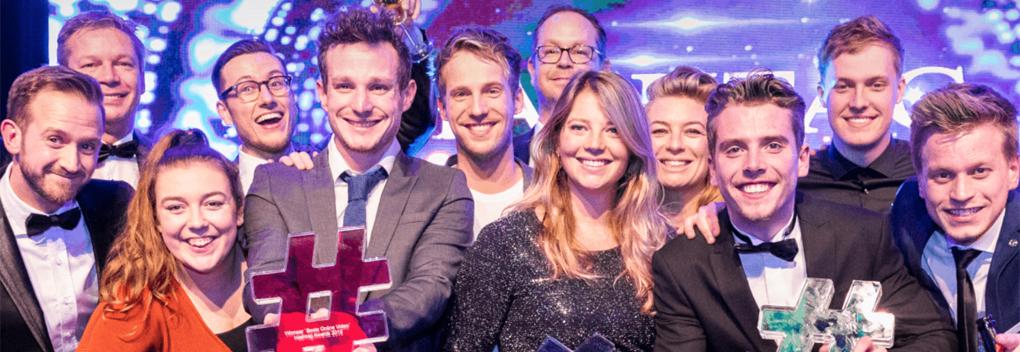 Diverse Hashtag Awards voor EndemolShine Nederland