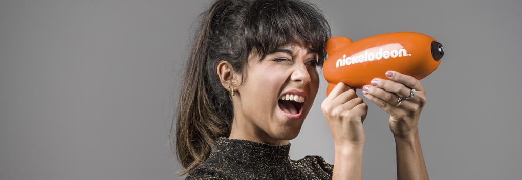 Nienke van Dijk: op en top Nickelodeon-held