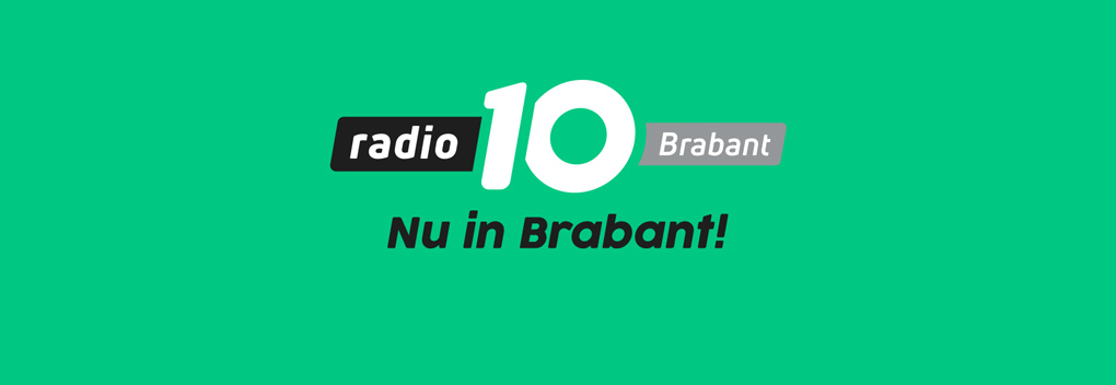 Radio 10 Brabant zondag gestart