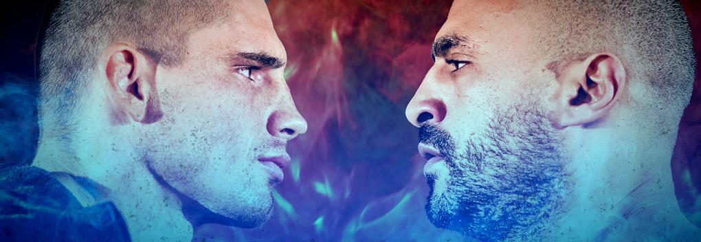 Bijna 3,5 miljoen kijkers voor gevecht Rico Verhoeven tegen Badr Hari