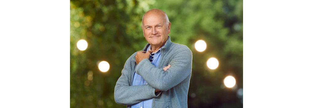 Radiopresentator Jacques Klöters presenteert 25 jaar De Sandwich