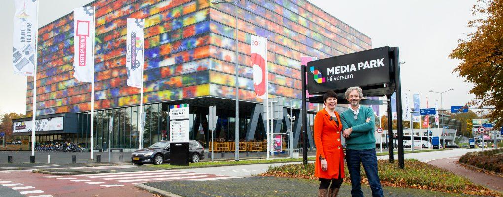 Het nieuwe museum van Beeld en Geluid: wat je ziet, ben je zelf!