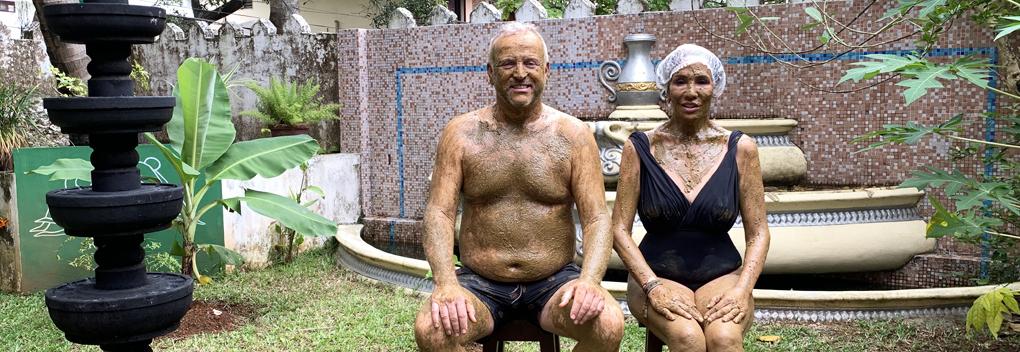 Patty & Gordon op zoek naar eeuwige jeugd
