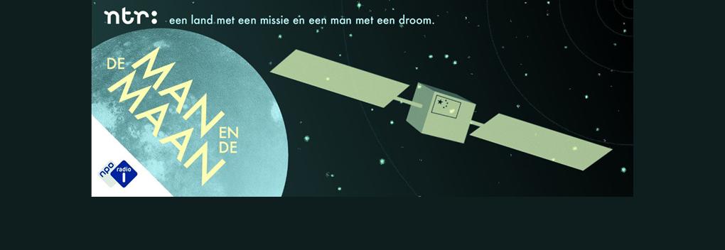NTR lanceert podcast De Man en de Maan