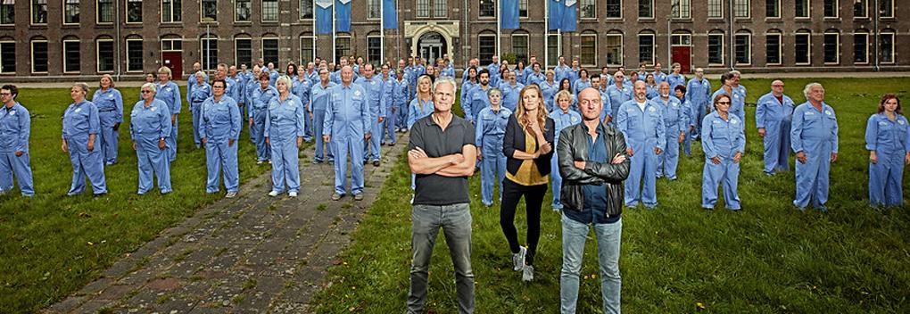 Nederlands tv-format Het Instituut verkocht aan Netflix